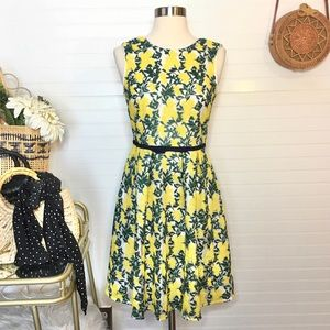 NEW Draper James Golden Rod Embroidered Dress